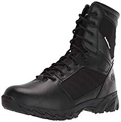 best side zip tactical boots