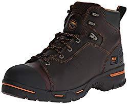 "Timberland PRO Endurance 6"" Steel Toe Work Boots"