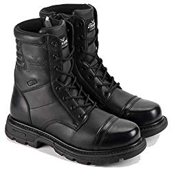 """Thorogood Men's 8"""" EMS Boots with Zipper"""