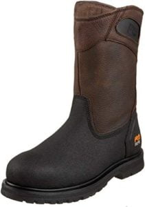 Timberland PRO AG Boss Pull-On Alloy-Toe Waterproof Boot