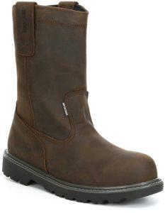 Wolverine Floorhand Waterproof Soft Toes Work Boots