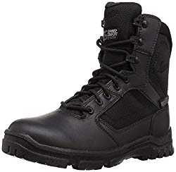 Danner Men's Lookout 8-Inch Military Boots with Side Zip