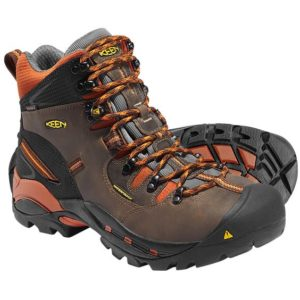 Men's work shoes for flat feet