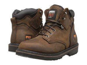 Timberland PRO Men's Pit Boss Steel Toe Boots