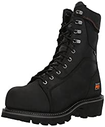 timberland logger boots