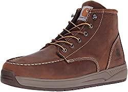 Carhartt Men's CMX4023 Lightweight Casual Wedge Soft Toe Boots