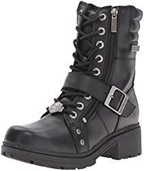Cheap Motorcycle Boots Women's
