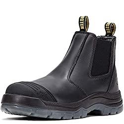 best slip on work boots for mechanics