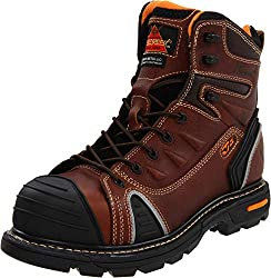 Thorogood Men's GEN-flex2 Cap Toe with Composite Safety Toe Boots