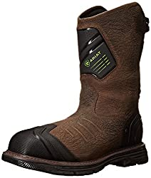 Ariat Men's Catalyst VX Wide Square Toe H2O Composite Toe Work Boots
