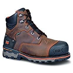 Timberland PRO Boondock Waterproof Non-Insulated Work Boots