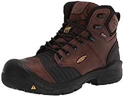 KEEN Utility Men's Portland Composite Toe Waterproof Boots