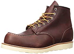 Red Wing Heritage Men's Classic Moc Boot