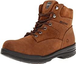 Plumbing work boots