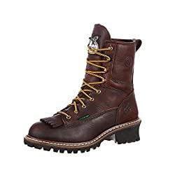 logger boots under 100 dollars