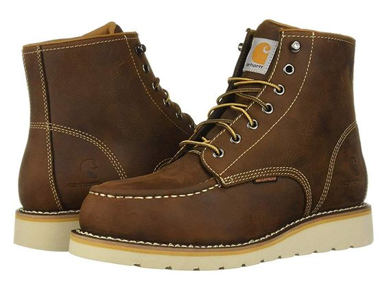 most comfortable steel toe boots for standing all day women's