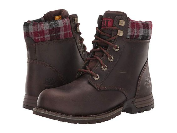 comfortable women's boots for work