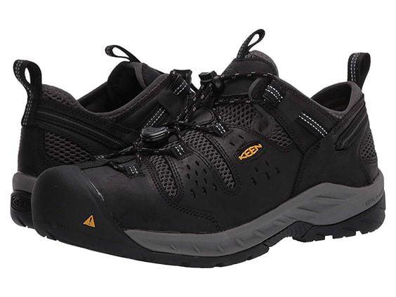 KEEN Utility Men's Atlanta Cool-M Work Shoes