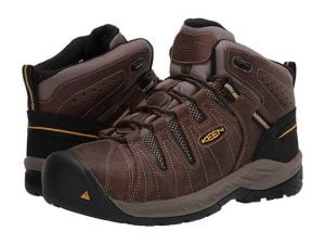 breathable work boots