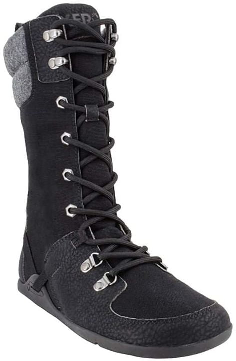 Womens Vegan Lightweight Minimalist Barefoot boots
