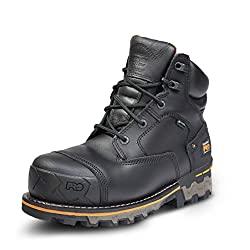 Timberland PRO Men's Boondock Composite Safety Toe Waterproof Work Boot