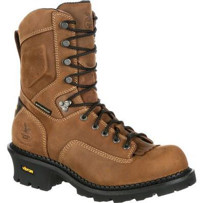 Are logger boots good for concrete