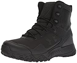 tactical boots with zippers
